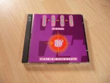 Doppel CD The 80`s Collection - 1984: Duran Duran Wham Pat Benatar Laura Braniga