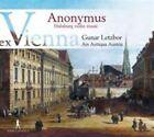 Ex Vienna: Anonymus Habsburg Violin Music (CD, Apr-2014, Pan Classics)