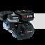 miniatura 2 - Motozappa Italian Power RG3.6-100 motore Rato 212cc fresa da 97cm e Assolcatore