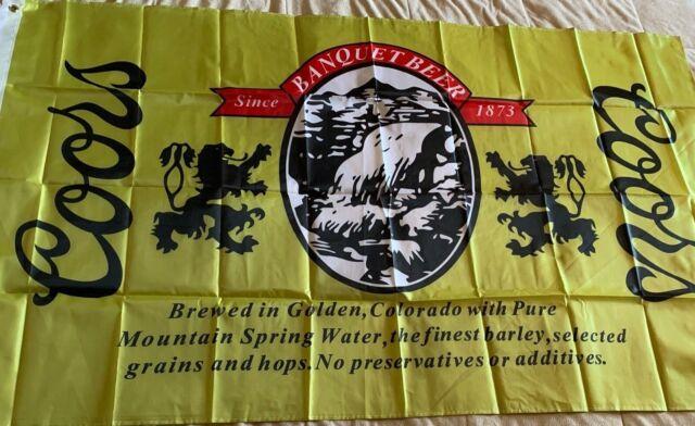Land Shark Lager Beer Flag Banner 3X5Feet US Shipper