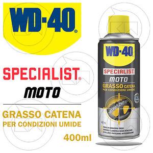 WD-40 GRASSO LUBRIFICANTE MANUTENZIONE OLIO WD40 PER