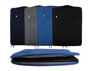 Image Is Loading Premium Fabric Tablet Sleeve Case Fits Acer Chromebook