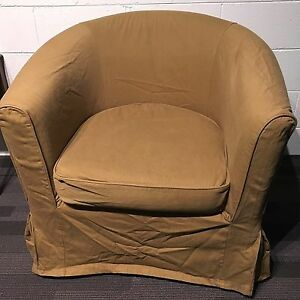 Incredible Details About Ikea Tullsta Chair Cover Cover Only Idemo Light Brown Discontinued Colour Ncnpc Chair Design For Home Ncnpcorg