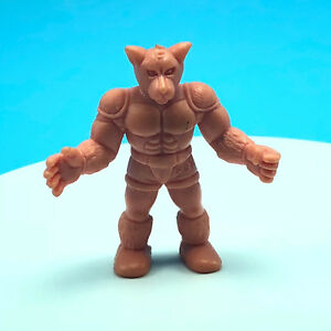 M-U-S-C-L-E-Mattel-muscle-men-wrestling-action-figure-flesh-124-Foxman-fox-man