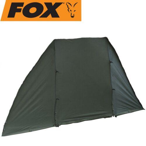 "Mückennetz Fox Supa 50/"" Mozzy Mesh Supa Brolly MK2 Moskitonetz Front"