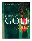 The Ultimate Golf Quiz by Lagoon Books (Hardback, 1999)