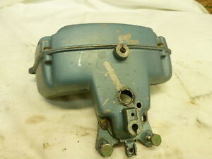 1960 Evinrude 10 Hp Twinsport Carb Airbox Silencer 10020