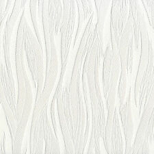 RD4000 Anaglypta Wallcovering Luxury Textured Vinyl Caiger Paintable Wallpaper