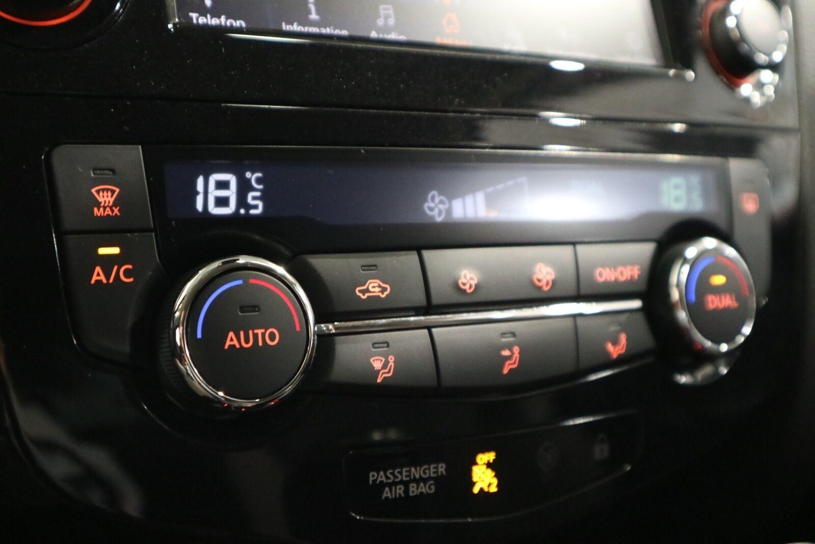 Nissan Qashqai 1,3 Dig-T 160 N-Connecta DCT - billede 6