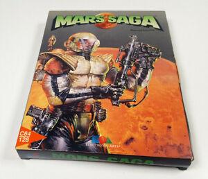 MARS-SAGA-by-Westwood-1988-Commodore-64-Disk-Spiel-C64-C-64-BIG-BOX-CIB