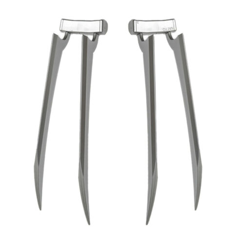1 Pair Cosplay Party Wolf Claws Plastic Claws Costume Props