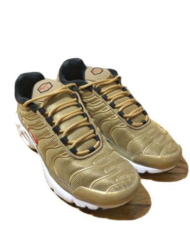 Nike Air Max Plus Gold