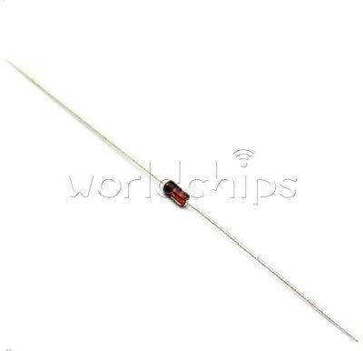 100x 4,7 Volt Z-Diode Zenerdiode BZX55C4V7 0,5 Watt