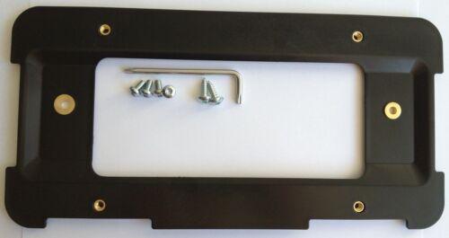 20 Placa Quadro Montagem Suporte Pára-choques suportes para Bmw 6 Parafusos E Chave