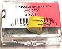 Turntable Needle For Jvc Dt33 Dt33h Jvc Dt33g Dt33s Md1016b 673-d7 673-de