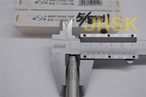 1pcs 5//8-11UNC HSS TAP TAPS Right helix Inch MACHINE TAP 5//8-11  US TAP S