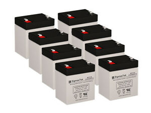 Fresh Stock Compatible Replacement Battery DSC Alarm Systems PS1240 Brand New