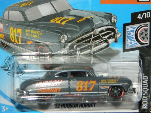 "Hot Wheels /""Tout Neuf 2020/""/'52 Hudson Hornet neuf dans sa boîte!"