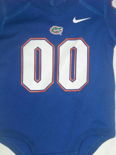 Nike Baby University of Florida UF Gators Long Sleeve Bodysuit NWT