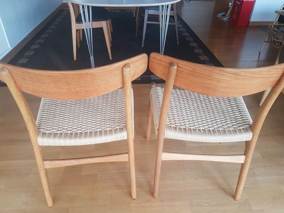 Wegner, ch23, spisebordsstole