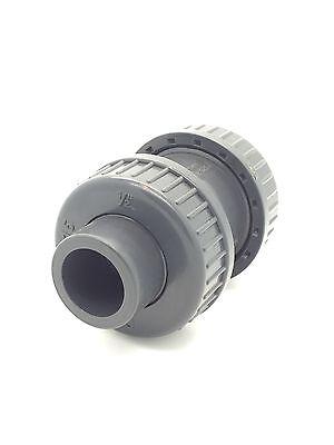 Solvent Weld,No 101-608 Mueller Industries PVC Check Valves