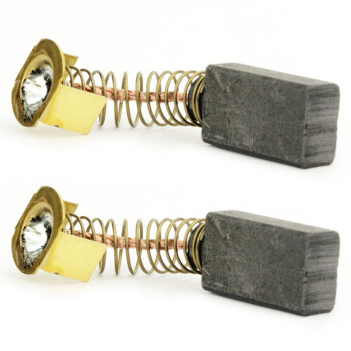 R04 824216 R03 Japanese Carbon Brush Set rep Porter Cable N031652 869659