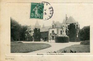 Carte-ONZAIN-Le-chateau-du-Pavillon