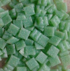 300 Tessere Mosaico Vetro Vetrose Industriali Verde Chiaro Cm1x1 200gr Fai Da Te Jwusvvkr-10112141-886664373