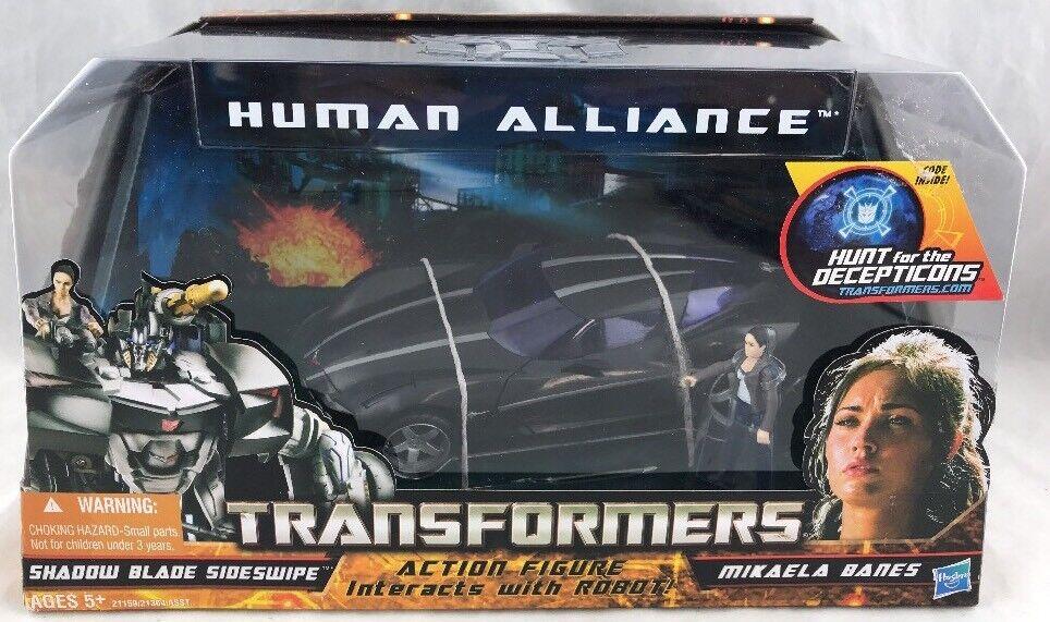 Película Transformers Hftd Himan Alianza Sombra Hoja Sideswipe Menta en Caja Sellada