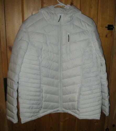 White, Nautica, Performance jacket, XXL