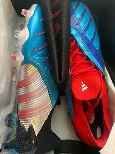 Adidas-300-Predator-Archive-Terre-Ferme-Chaussures-De-Football-EH2562-taille-UK-11-NEW