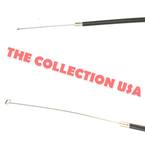 80 Inch Black And Silver Rear Brake Cable Electric Scooters Evo 500 800