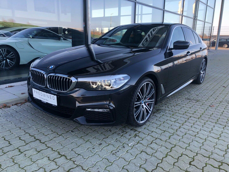 BMW 540i 3,0 aut. 4d - 549.995 kr.