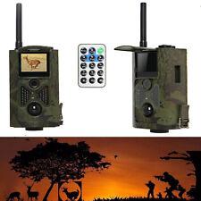 Suntek HC-500M HD Digital Trail Wildlife Hunting Camera 12MP GPRS GSM SMS MMS