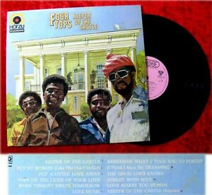 LP-Four-Tops-Keeper-of-the-castle-Hoer-Zu
