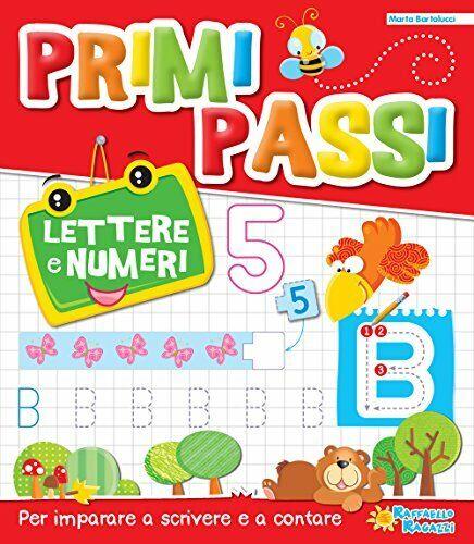 Marta Bartolucci - Lettere e numeri. Primi passi - Libro NUOVO per Bambini