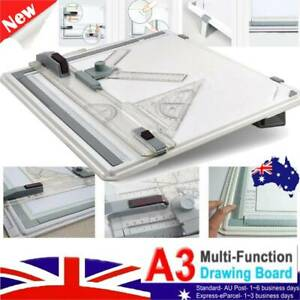 A3-Drawing-Board-Portable-Drafting-Kits-Head-Tilters-Set-Square-Table-Adjustable
