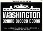 Washington Behind Closed Doors-1977-Original Movie Soundtrack-10 Track-Record LP