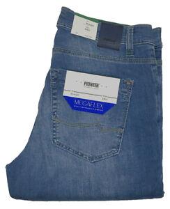 Pioneer-Eric-MEGAFLEX-W-34-L34-Stretch-Jeans-Hose-Blau-2-Wahl-1616-9920-06