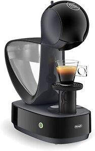 Nescafe EDG160A DeLonghi INFINISSIMA Dolce Gusto Black Coffee Machine