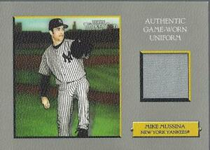 2006-Topps-Turkey-Red-Relics-MM-Mike-Mussina-Pants-B-NM-MT