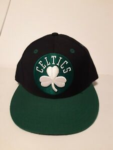 Boston-Celtics-Adidas-Fitted-NBA-Hat-Cap-Size-7-1-8-NWOT