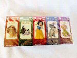 Yujin Capsule Disney Characters Robo-D figure Full set of 5 pcs