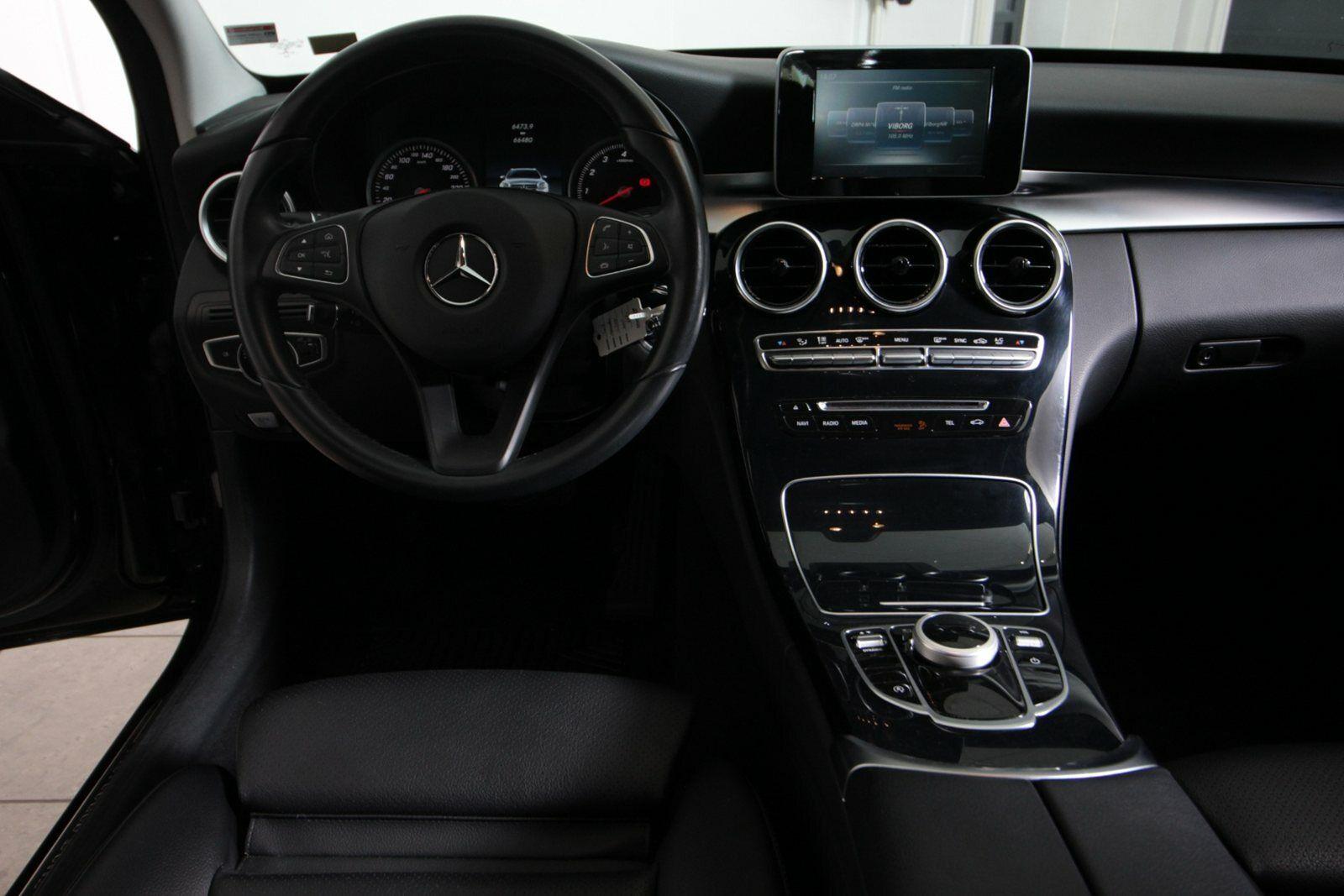 Mercedes C200 stc. aut.