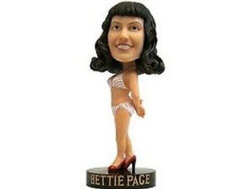 Bettie Page Headknocker Bobblehead NECA NIB new in box NIP