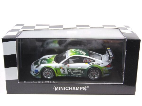 Porsche 911 gt3 r no. 2 prospeed competition-FIA gt3 European Championship 2011