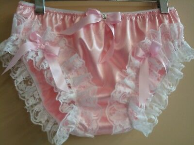 Pink Ruffled Panties
