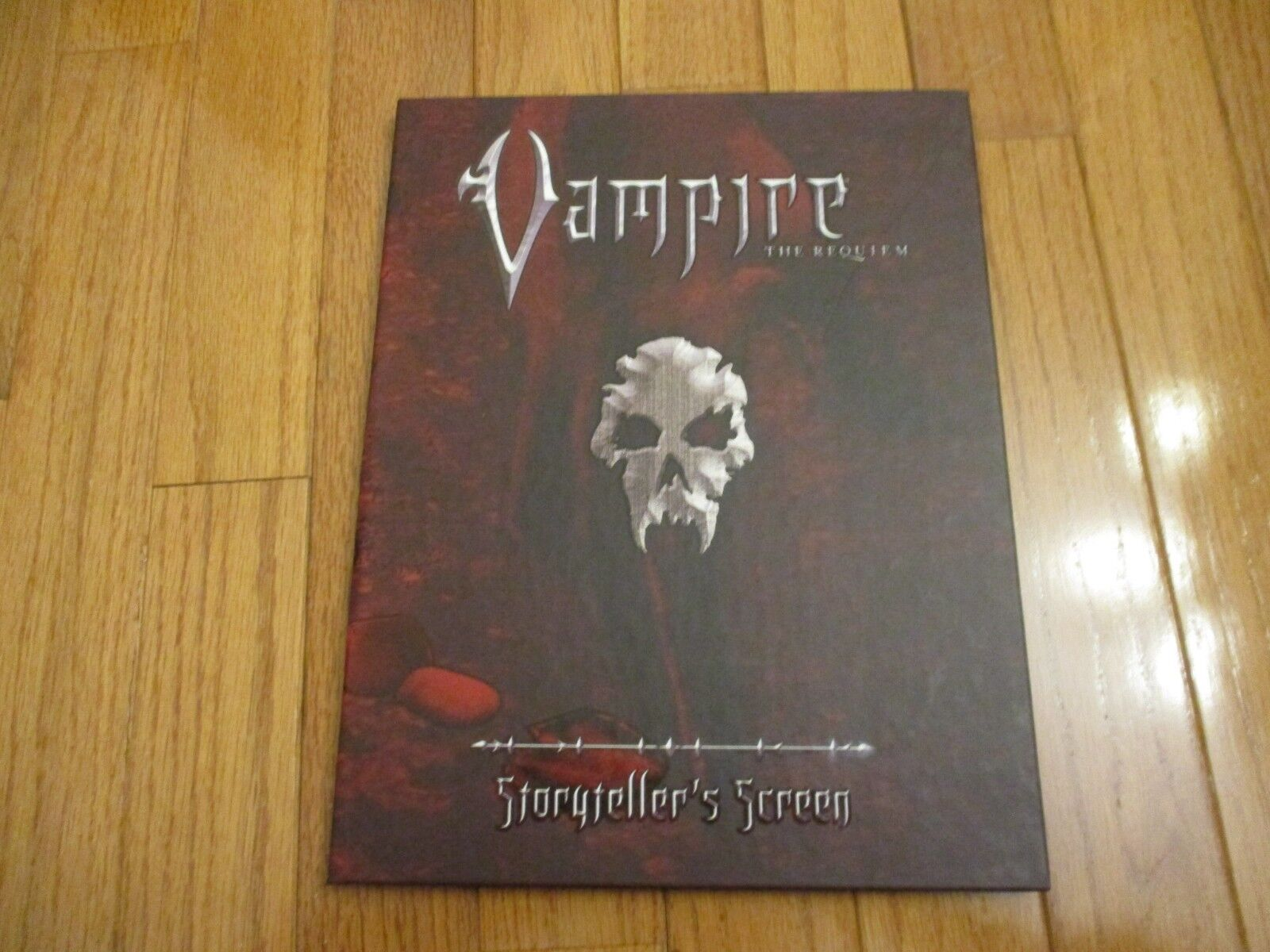 Vampire The Requiem Storyteller's Screen