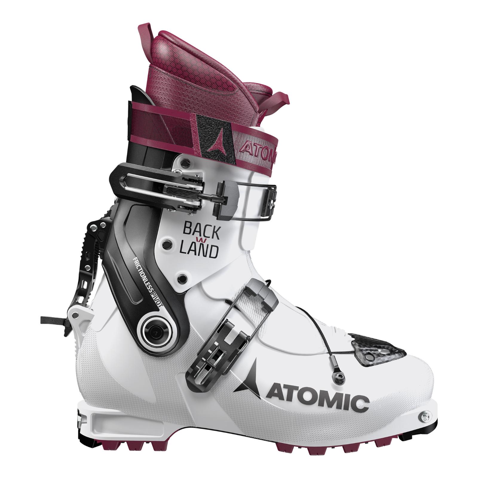 Stiefel Damen Skifahren Skifahren Damen Bergsteigen Skialp Speed Touring ATOMIC 2462ca