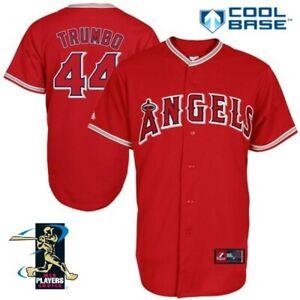 Mark-Trumbo-Los-Angeles-Angels-of-Anaheim-Scarlet-Majestic-Alternate-Jersey-Lg